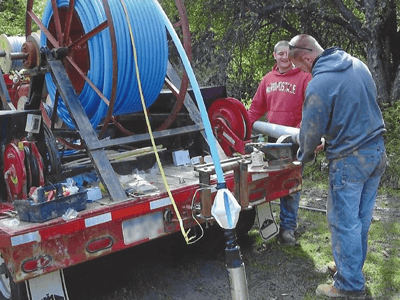 Water Well Drilling in <br>New York