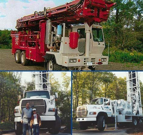 Providing Well-Drilling <br>Solutions in New York